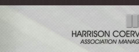 HARRISON COERVER & ASSOCIATES ASSOCIATION MANAGEMENT CONSULTANTS